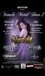 Female Metal Show II